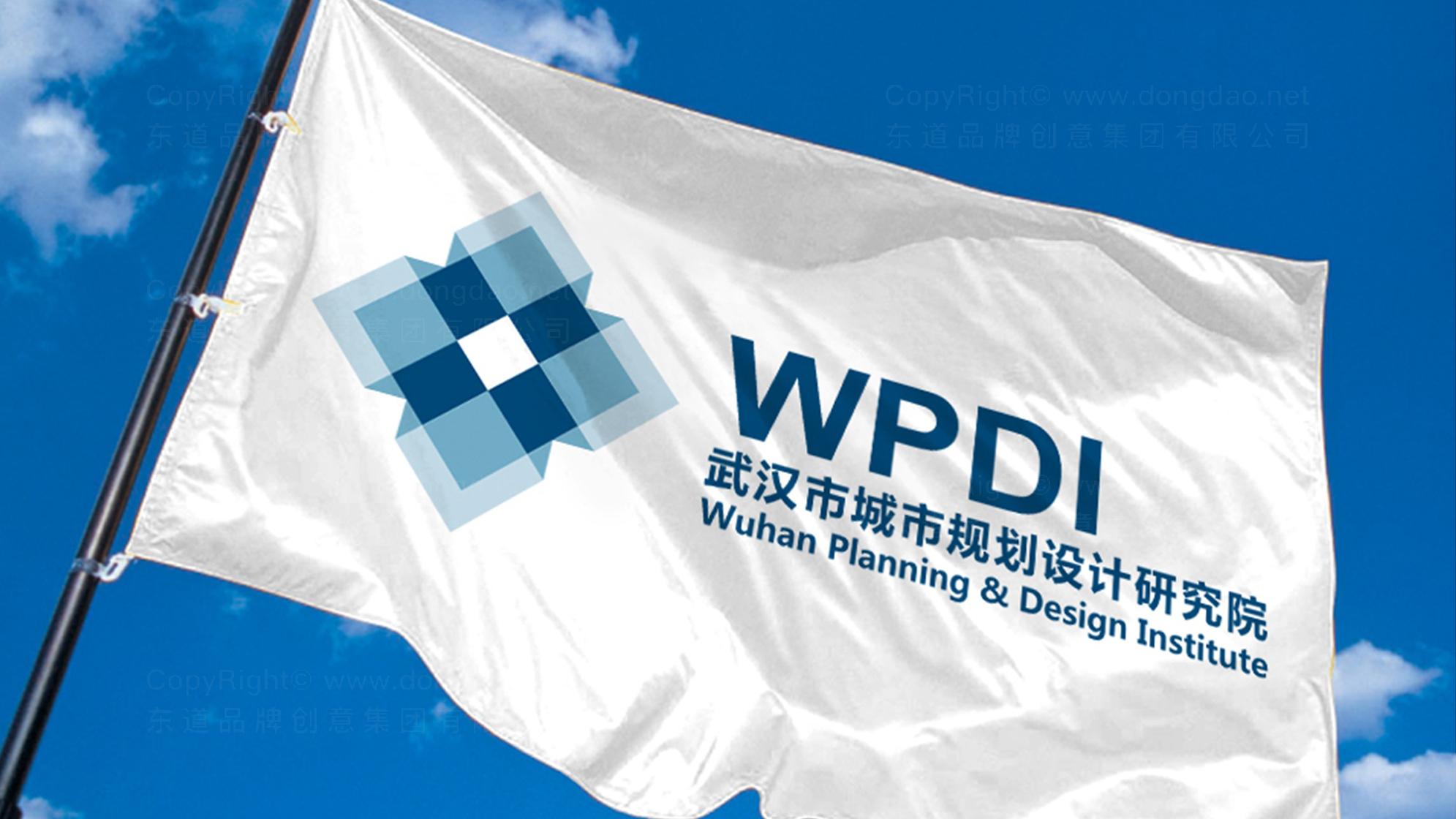 品牌设计武汉城市规划研究院LOGO&VI设计应用场景_8