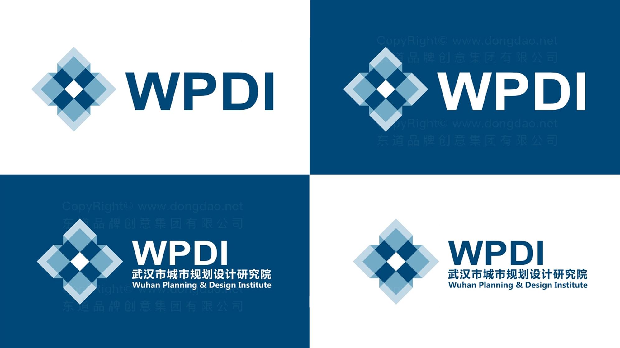 品牌设计武汉城市规划研究院LOGO&VI设计应用