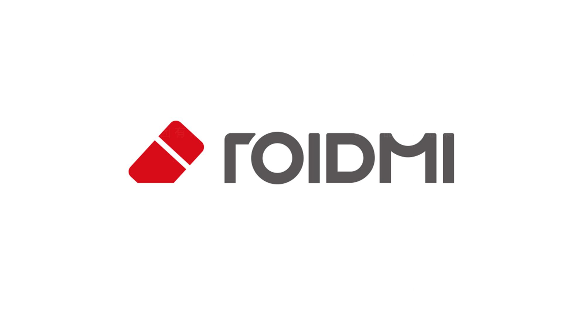 工业制造品牌设计睿米ROIDMILOGO&VI设计