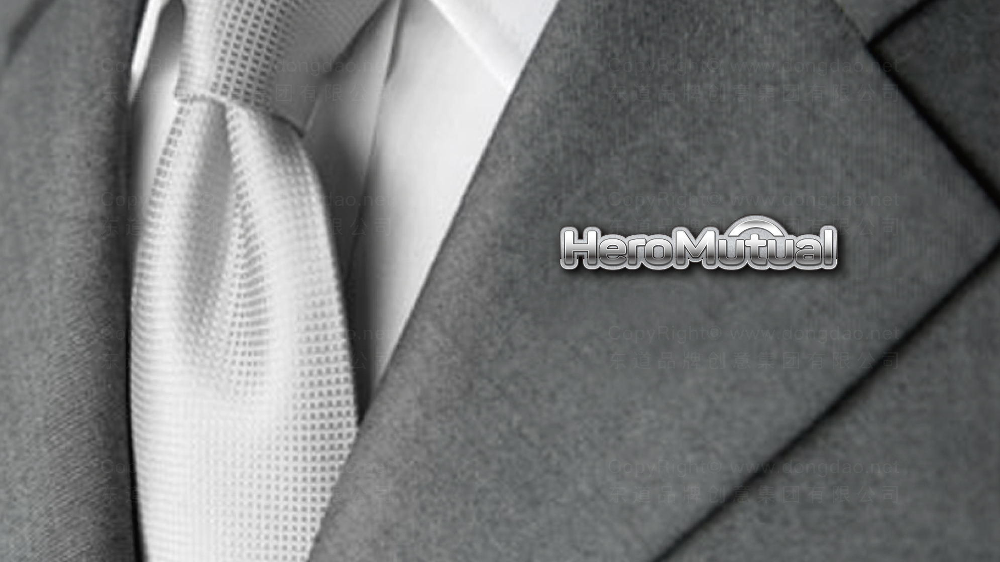 品牌设计汇友相互保险社LOGO&VI设计应用