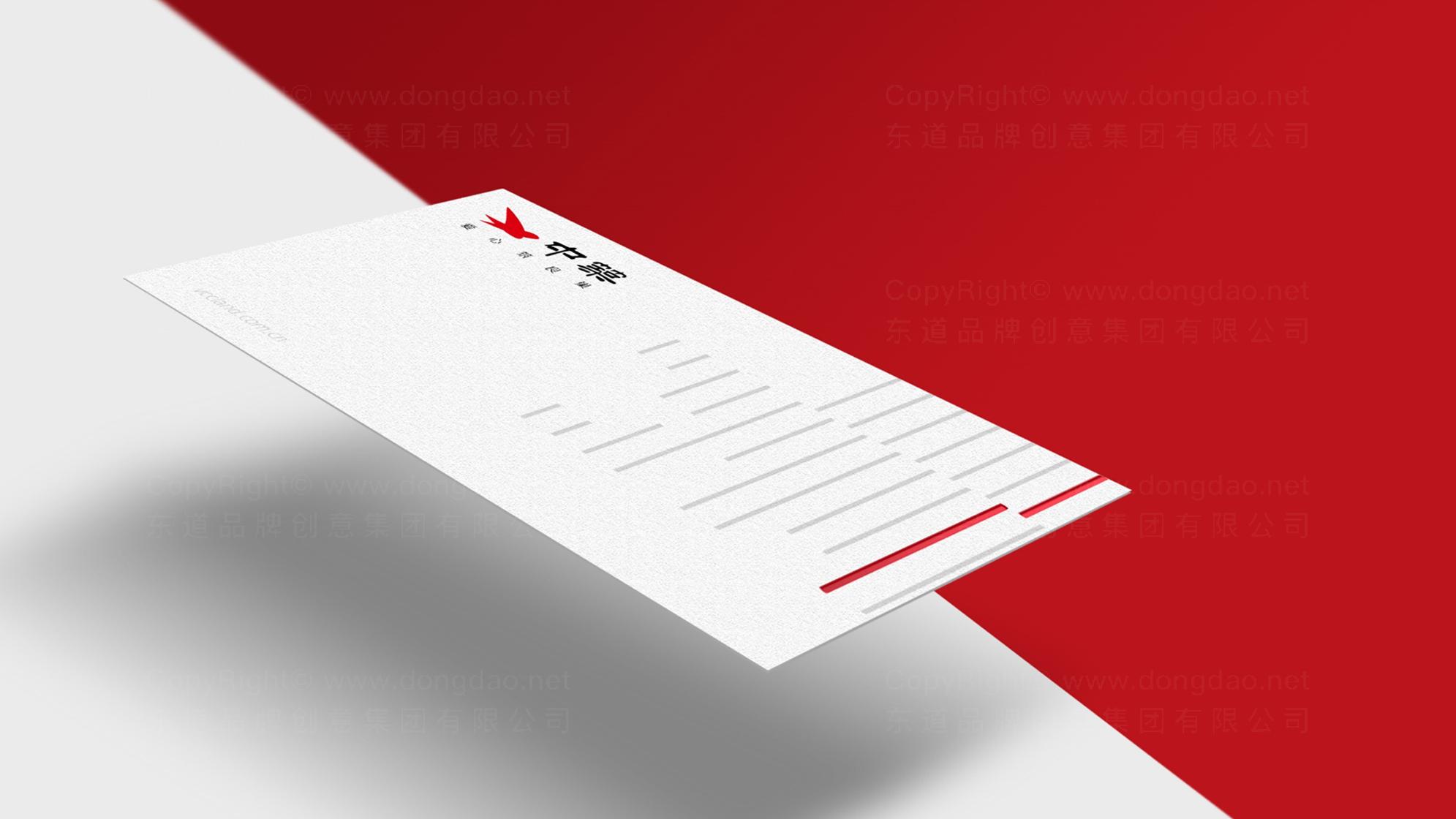 品牌设计中筑置业LOGO&VI设计应用