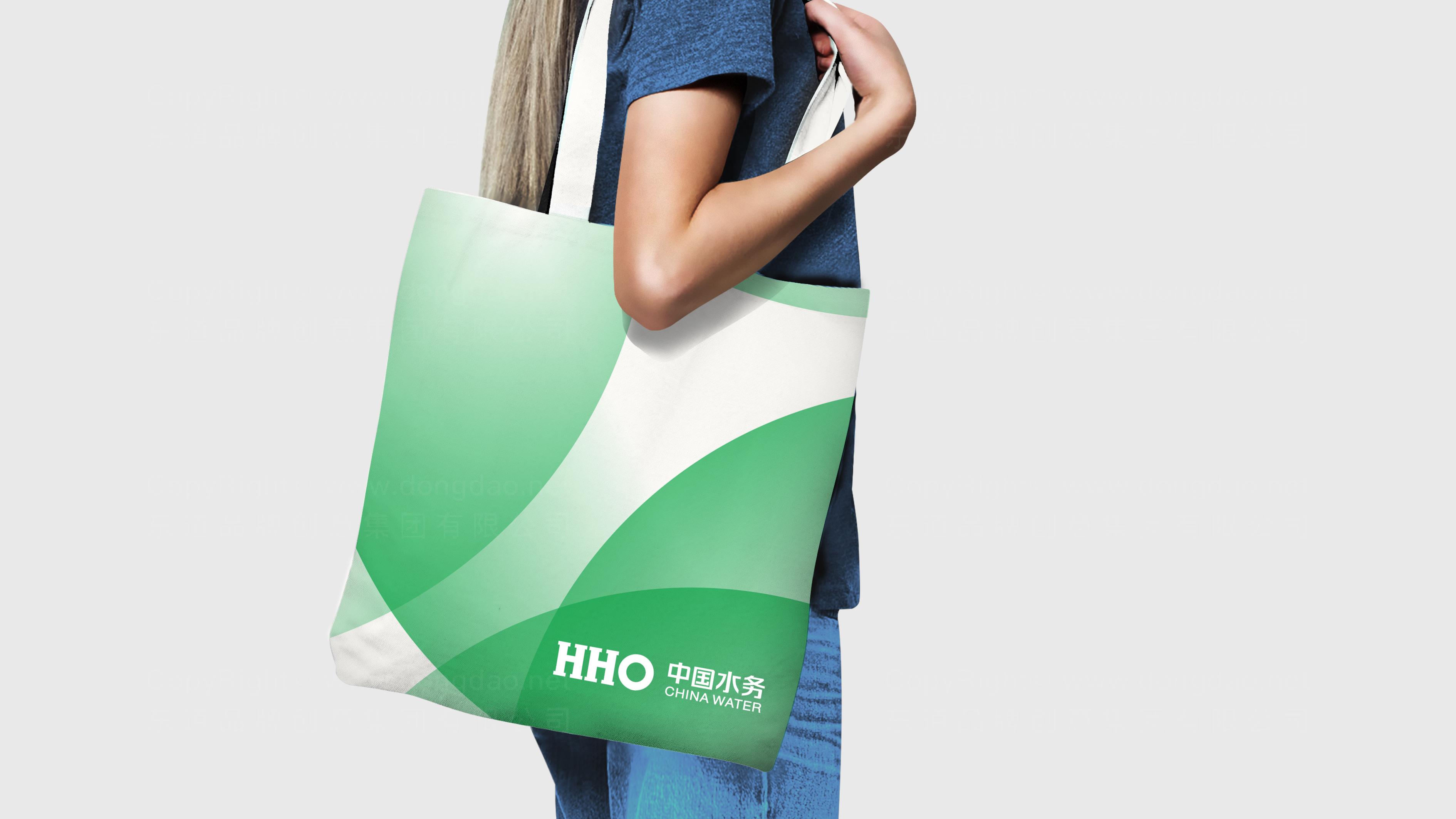 品牌设计中国水务标志设计应用场景_8