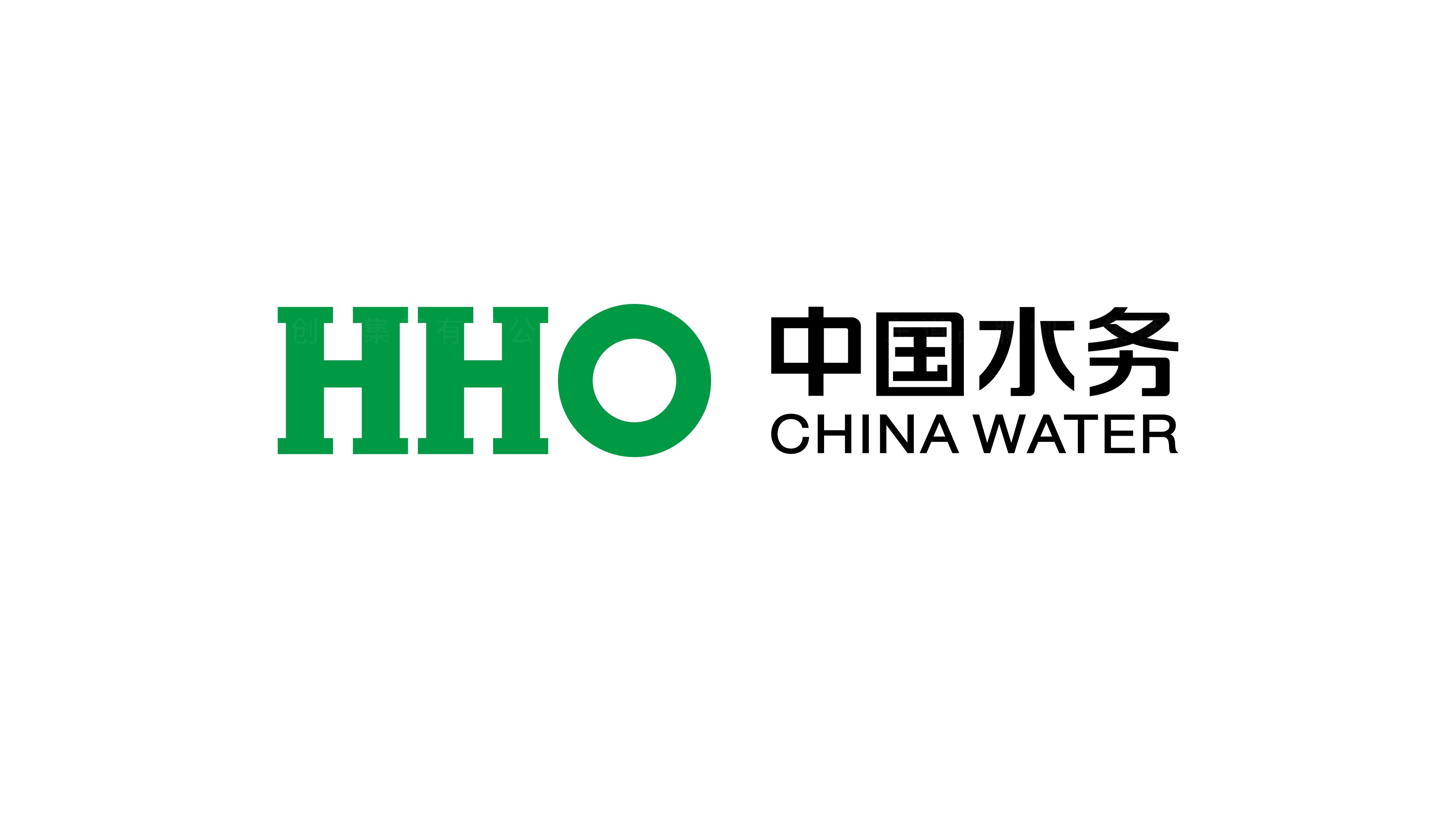 品牌设计中国水务标志设计应用