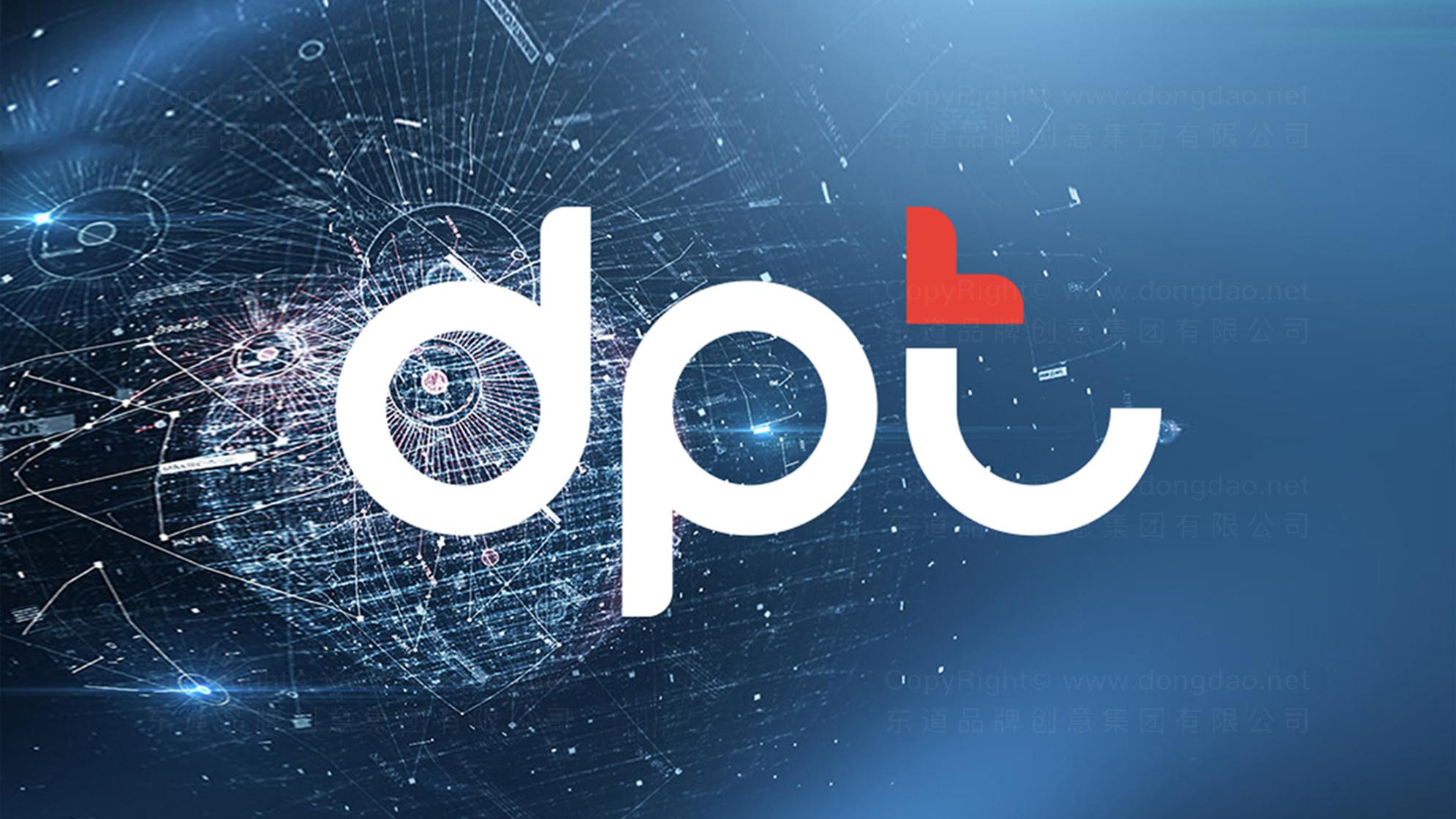 品牌设计案例德普特标志设计