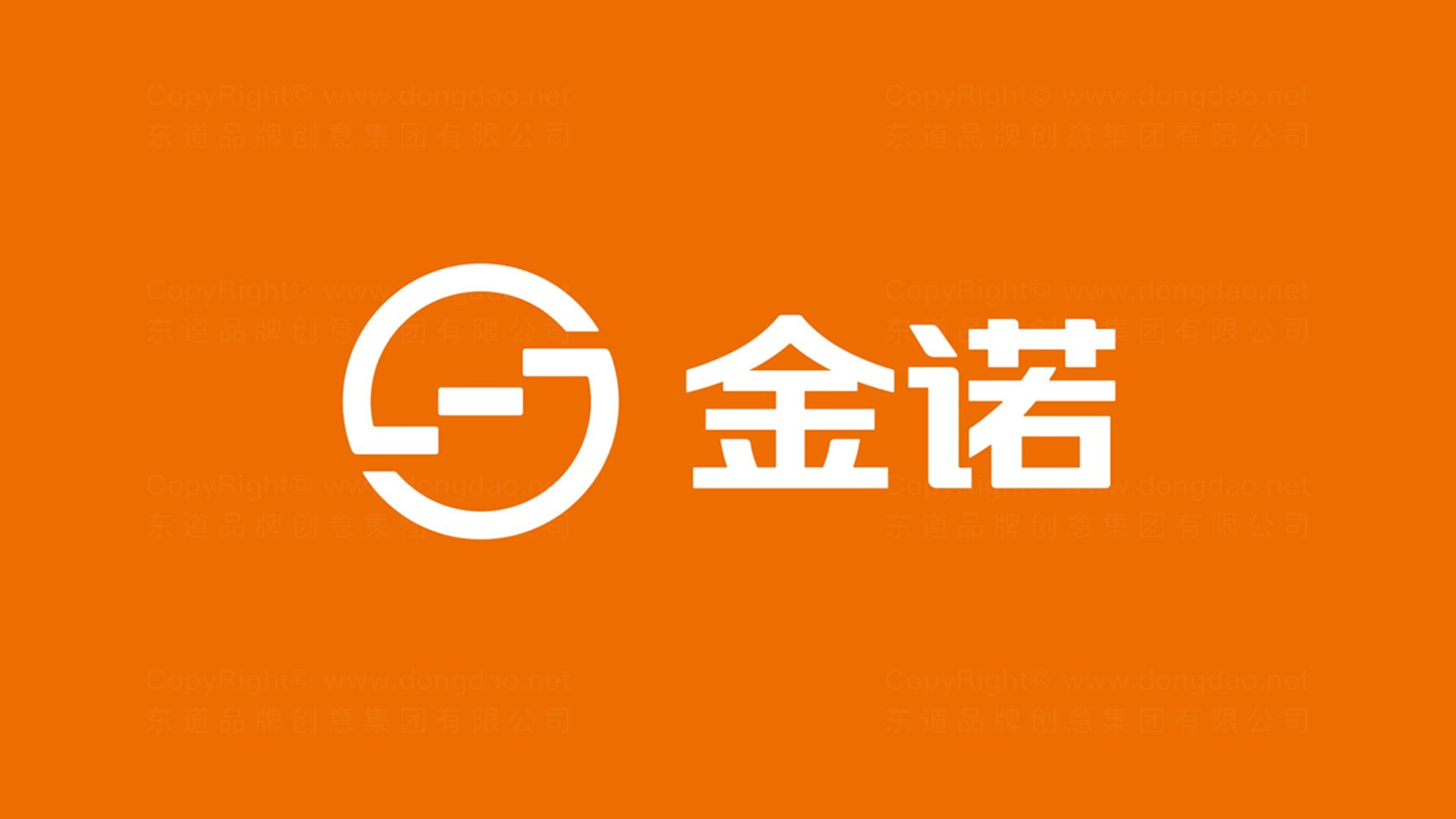 教育科研品牌设计金诺标志设计
