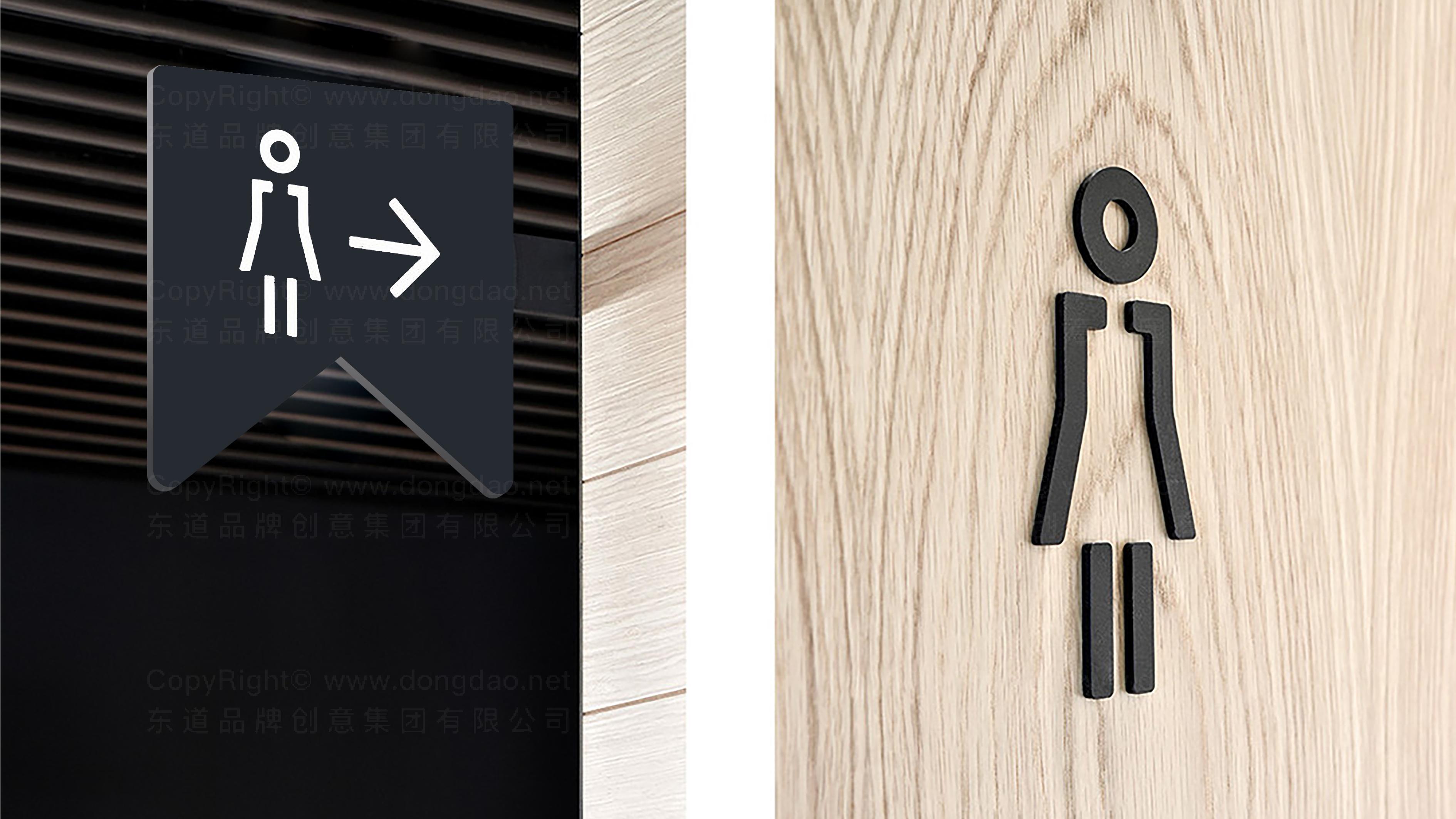 品牌设计松鼠口腔标志设计应用场景_4