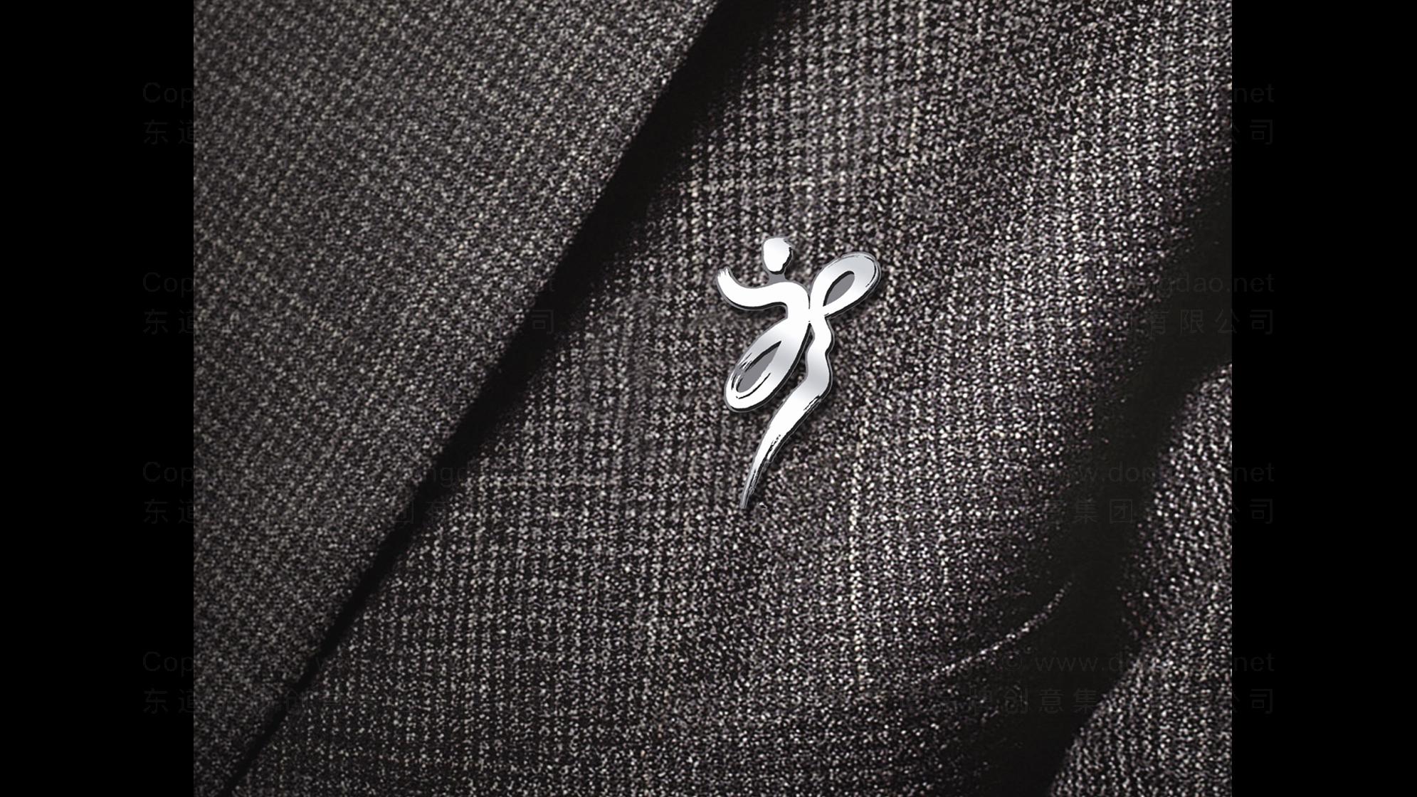 品牌设计北京2008奥运会会徽LOGO设计应用场景