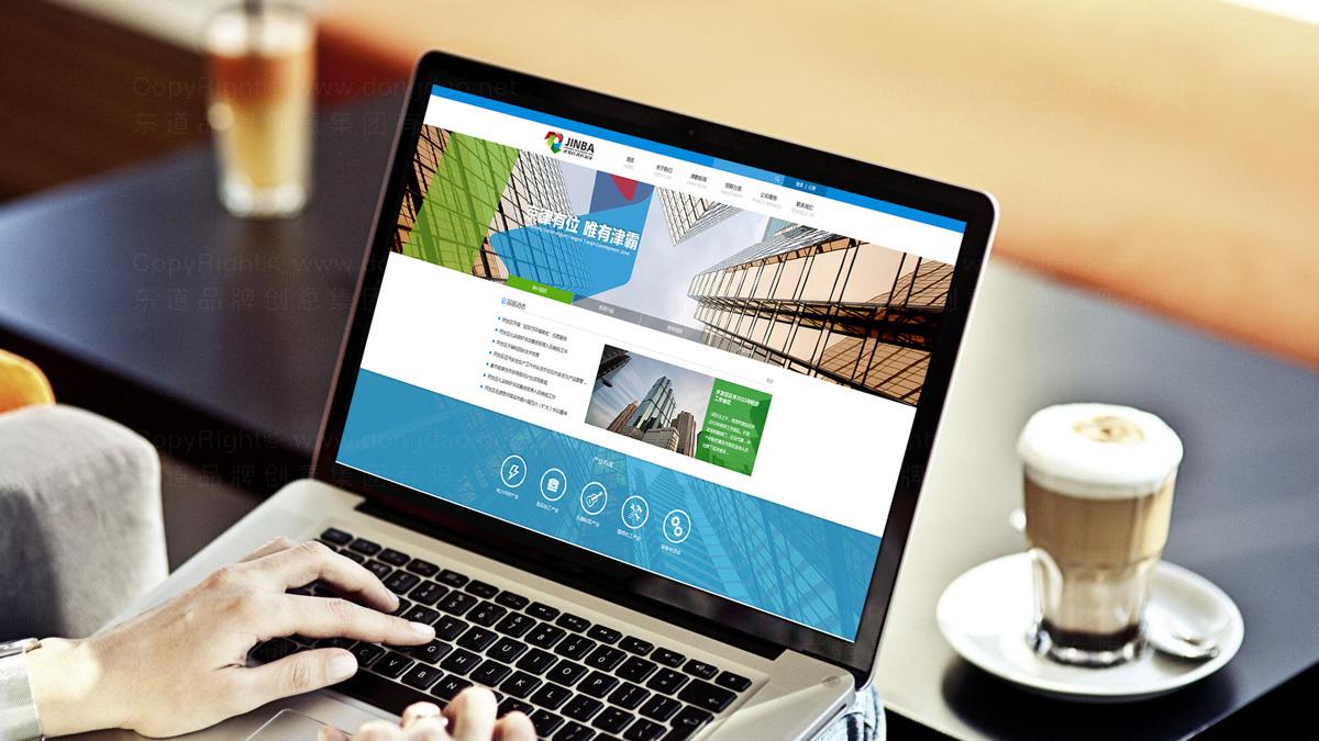 东道数字津霸经济开发区网站设计应用场景