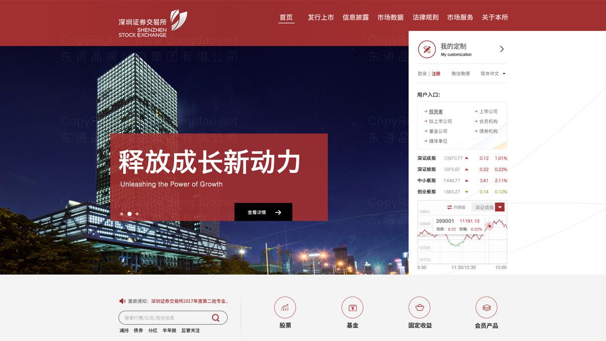东道数字深圳证券交易所移动App应用应用场景_2