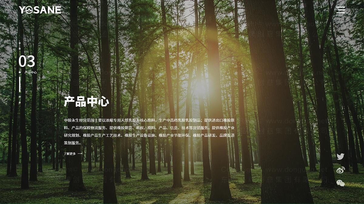 东道数字中胶永生网站设计应用场景_3
