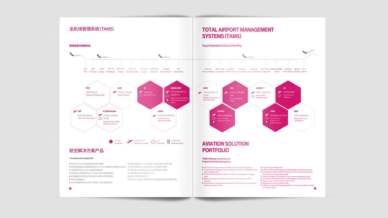 视觉传达T-Systems德国电信画册设计应用场景_2
