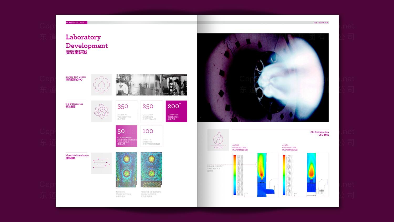 视觉传达法孚画册设计应用场景