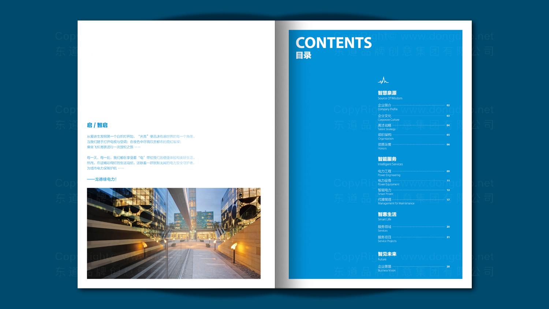 视觉传达龙德缘画册设计应用