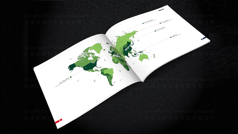视觉传达潍柴动力画册设计应用