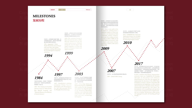 视觉传达国投贸易画册设计应用场景_5
