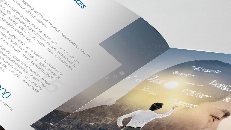 视觉传达嘉实财富公司宣传册应用场景_4