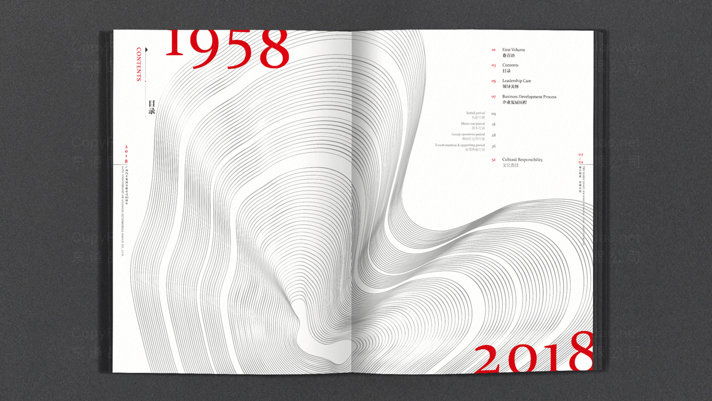 视觉传达广西汽车60周年纪念册应用场景_2