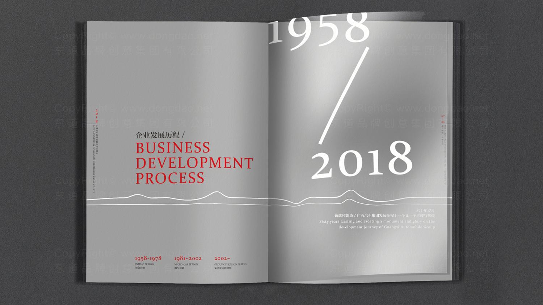 视觉传达广西汽车60周年纪念册应用场景_5