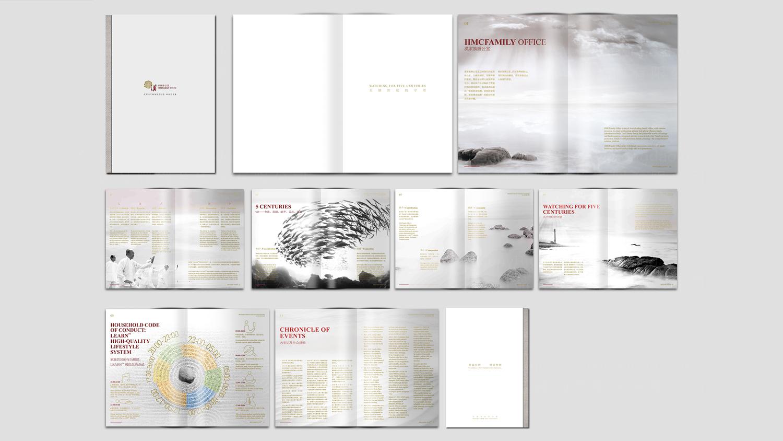 视觉传达汉家族画册设计应用场景_2