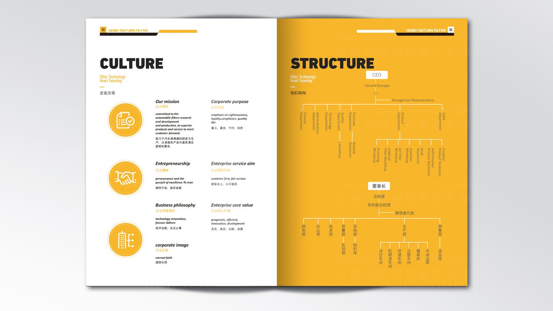 视觉传达钛通科技画册设计应用场景