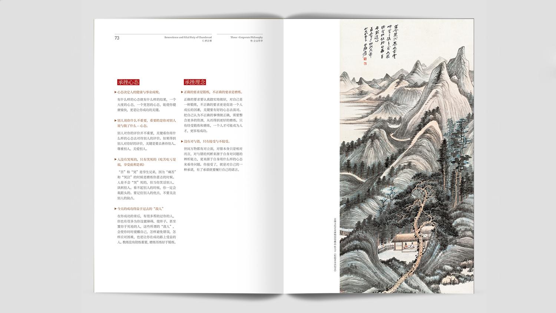 视觉传达山东京博画册设计应用场景_4