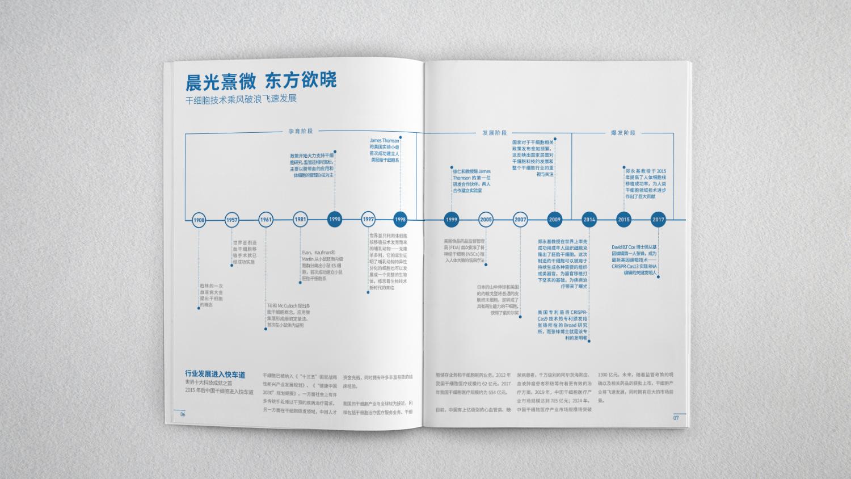 制药医疗视觉传达爱姆斯坦画册设计