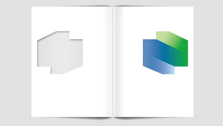 视觉传达南储画册设计应用