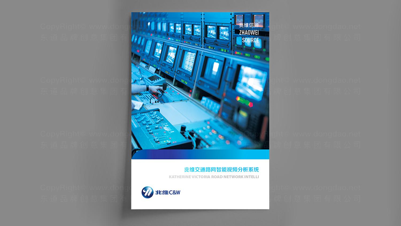 视觉传达兆维集团画册设计应用场景_14