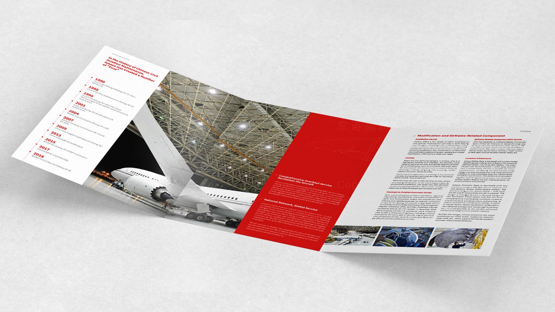 视觉传达Ameco画册设计应用场景_23