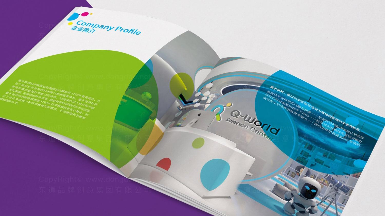 视觉传达量子科学画册设计应用场景_3