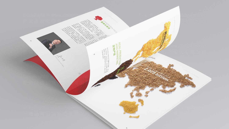 视觉传达新洋丰肥业画册设计应用场景_6