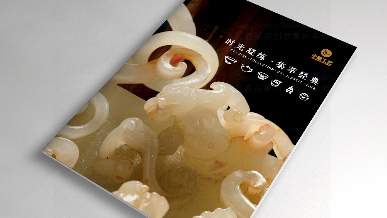 视觉传达案例中国工艺画册设计