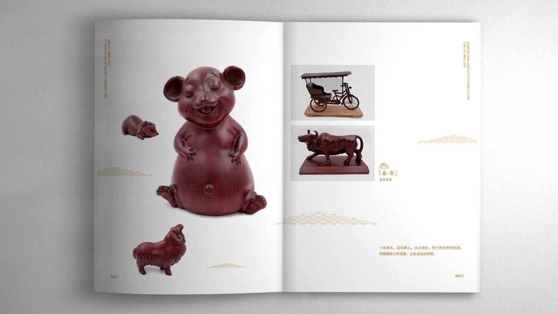 视觉传达中国工艺画册设计应用场景_3