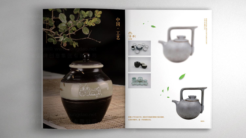 视觉传达中国工艺画册设计应用场景_4