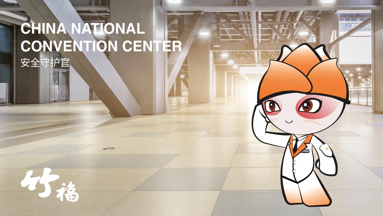 视觉传达国家会议中心吉祥物设计应用场景_3