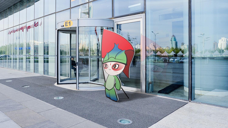 视觉传达国家会议中心吉祥物设计应用场景_5