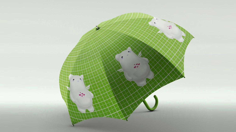 视觉传达乐栈吉祥物设计应用场景_14