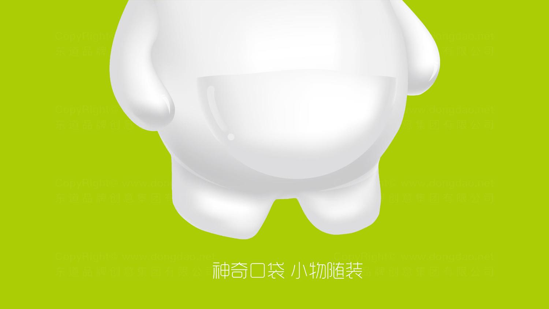 视觉传达乐栈吉祥物设计应用场景_5