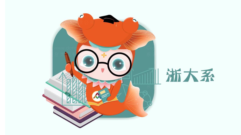 视觉传达全国双创活动周吉祥物设计应用场景_3