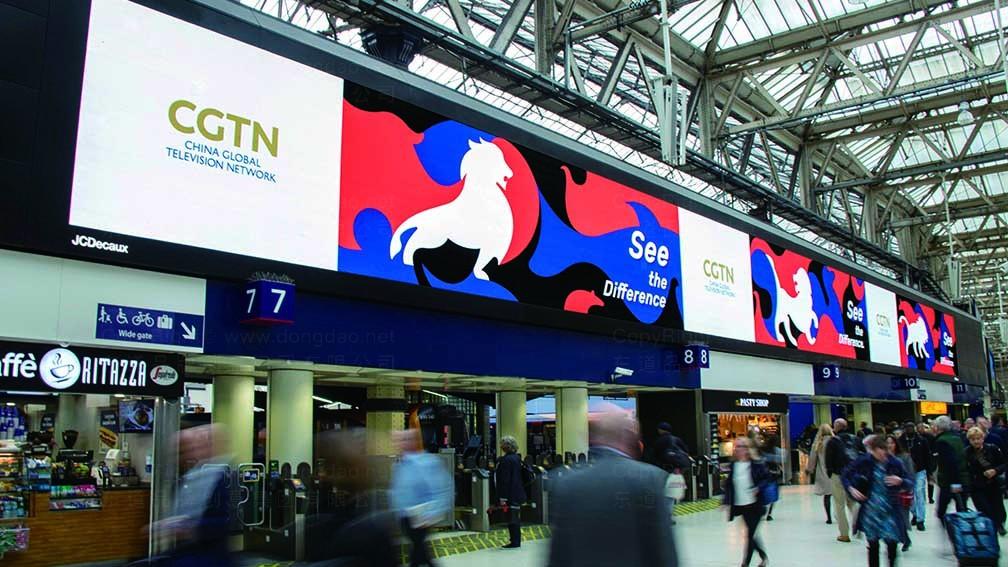 视觉传达CGTNCGTN动物拼图系列广告设计应用场景_2