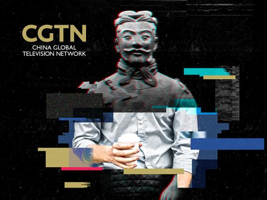 CGTN兵马俑系列广告设计应用场景_6