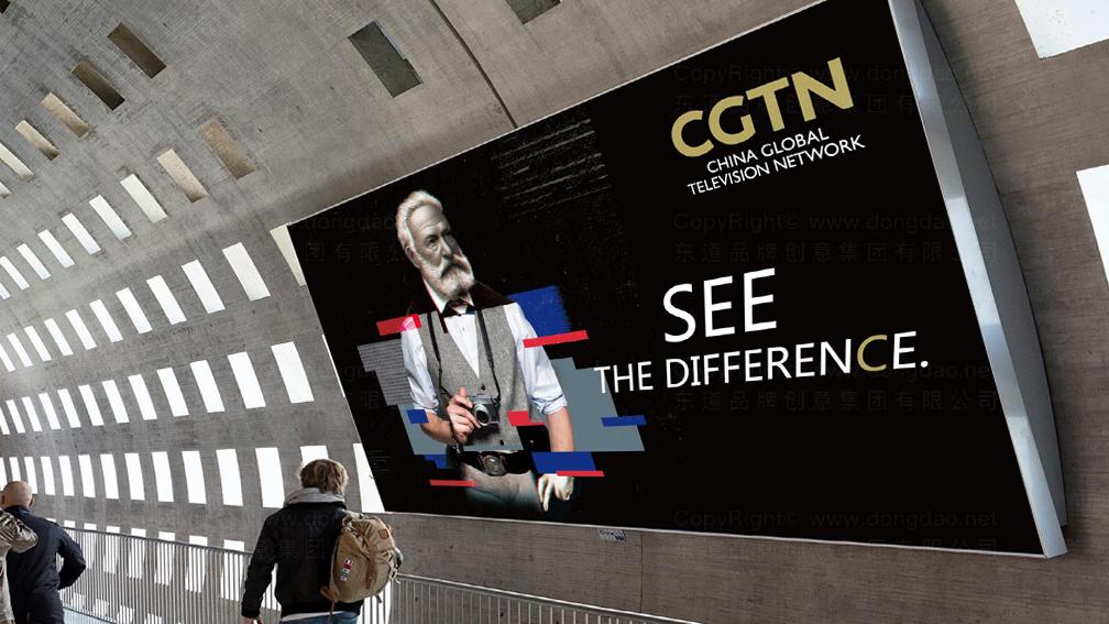 视觉传达CGTNCGTN兵马俑系列广告设计应用场景_3