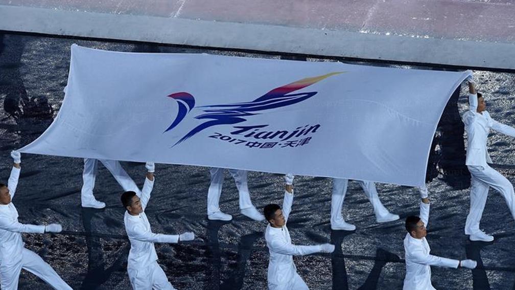 视觉传达案例第十三届全运会广告设计