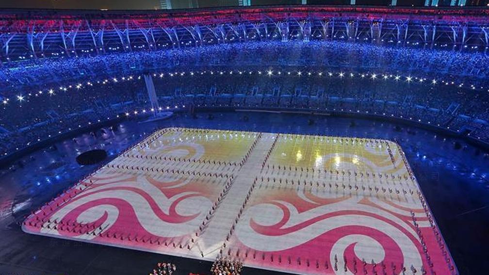 视觉传达第十三届全运会广告设计应用