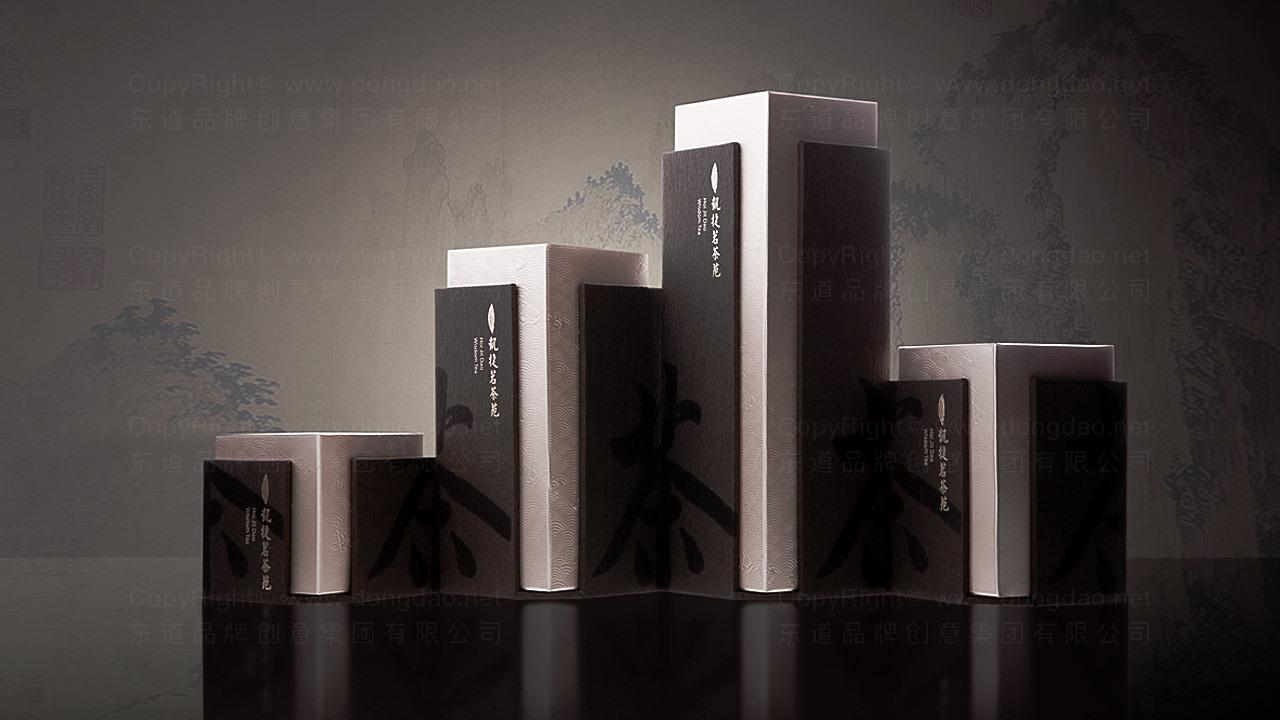 产品包装案例凯捷茗茶体系全案