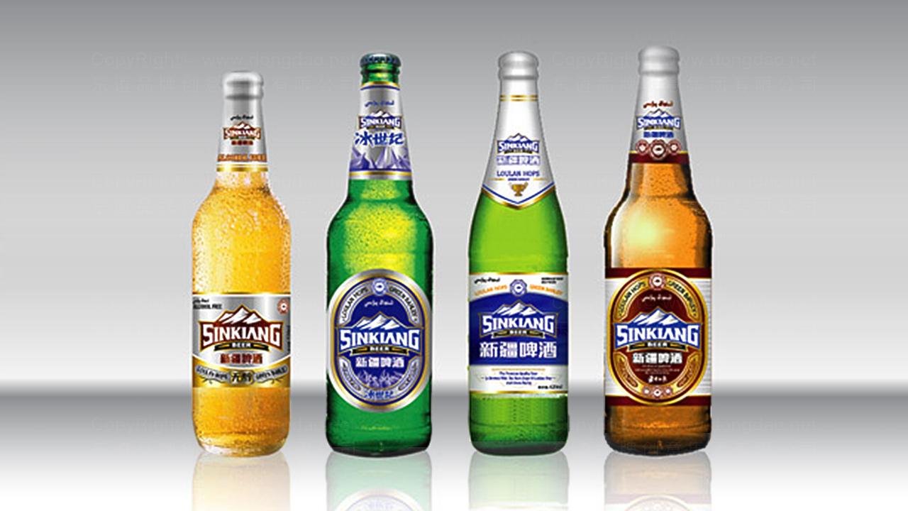 产品包装新疆啤酒品牌包装应用场景_2