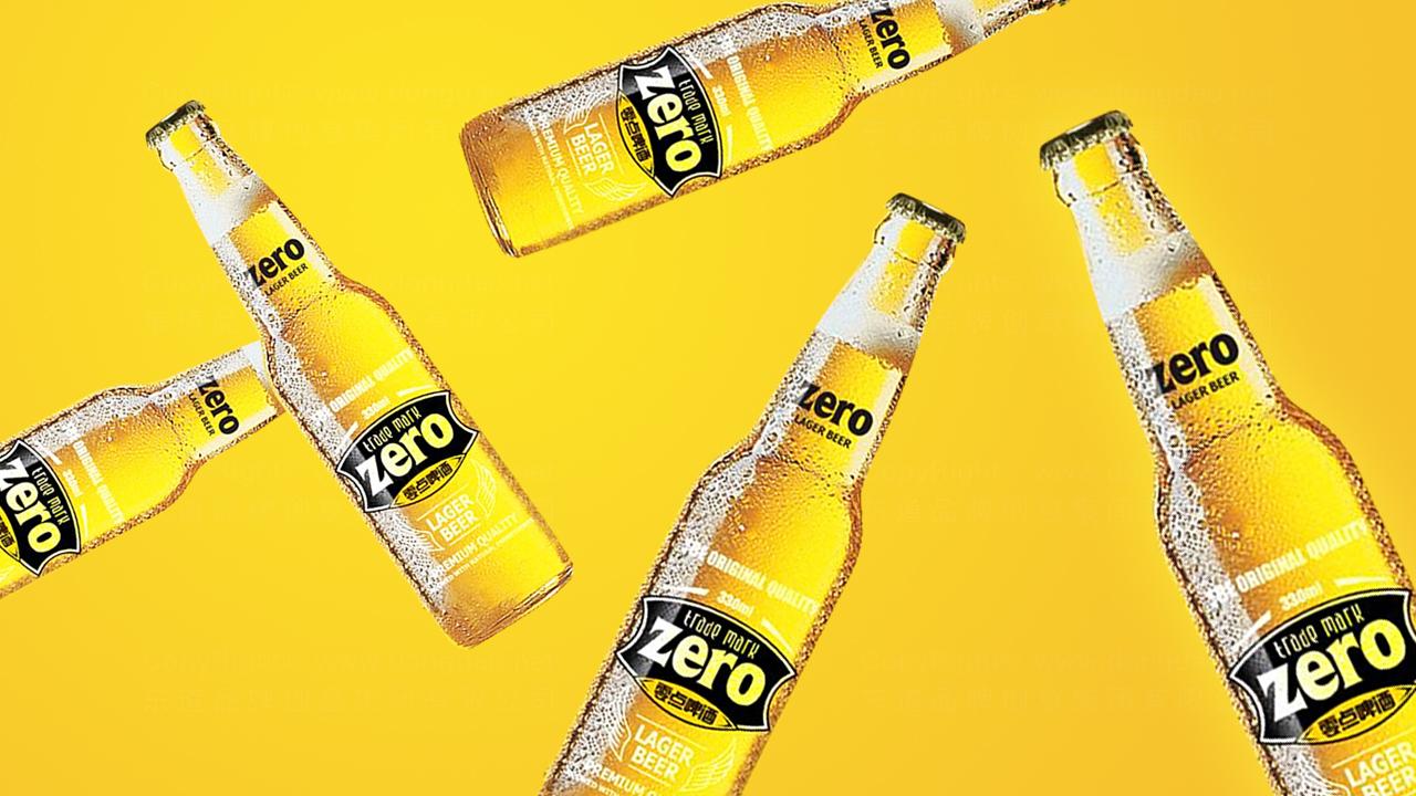产品包装零点啤酒品牌包装应用