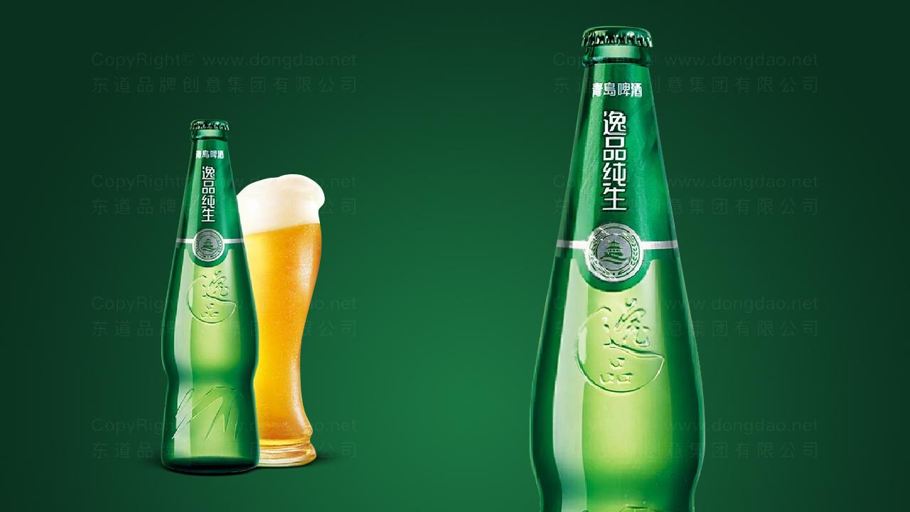 快速消费产品包装青岛啤酒包装设计
