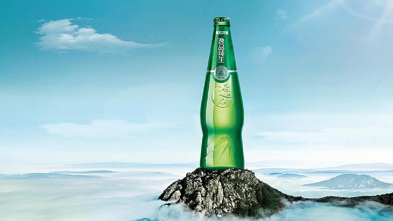 产品包装青岛啤酒包装设计应用场景_3