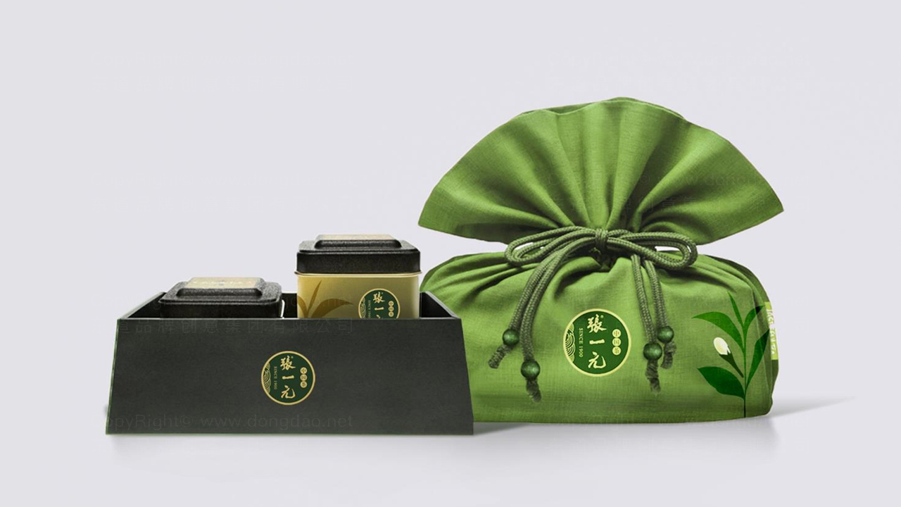 产品包装张一元系列包装应用